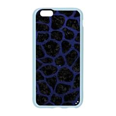SKN1 BK-MRBL BL-LTHR (R) Apple Seamless iPhone 6/6S Case (Color)