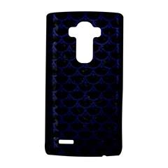 SCA3 BK-MRBL BL-LTHR LG G4 Hardshell Case