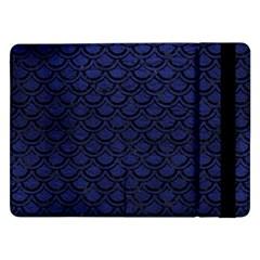 SCA2 BK-MRBL BL-LTHR (R) Samsung Galaxy Tab Pro 12.2  Flip Case