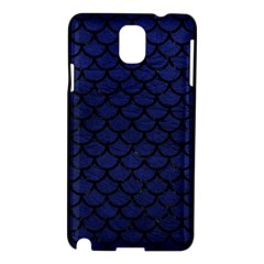SCA1 BK-MRBL BL-LTHR (R) Samsung Galaxy Note 3 N9005 Hardshell Case