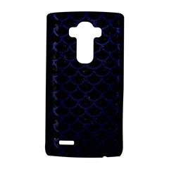SCA1 BK-MRBL BL-LTHR LG G4 Hardshell Case