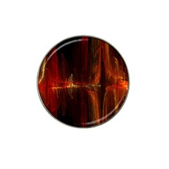 The Burning Of A Bridge Hat Clip Ball Marker (10 pack)