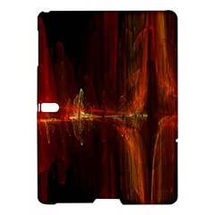 The Burning Of A Bridge Samsung Galaxy Tab S (10.5 ) Hardshell Case