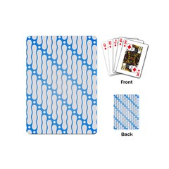 Batik Pattern Playing Cards (mini)