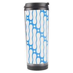 Batik Pattern Travel Tumbler