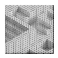 Design Grafis Pattern Tile Coasters