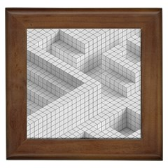 Design Grafis Pattern Framed Tiles