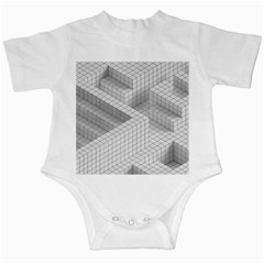 Design Grafis Pattern Infant Creepers