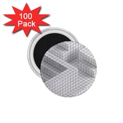 Design Grafis Pattern 1.75  Magnets (100 pack)