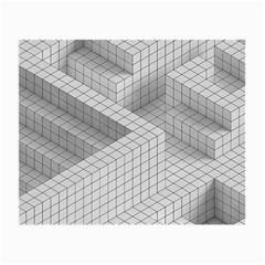 Design Grafis Pattern Small Glasses Cloth