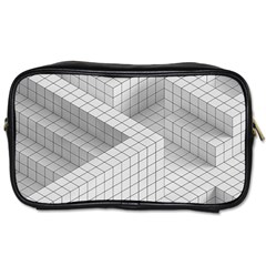 Design Grafis Pattern Toiletries Bags 2-Side