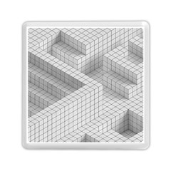 Design Grafis Pattern Memory Card Reader (Square)