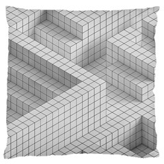 Design Grafis Pattern Large Cushion Case (One Side)