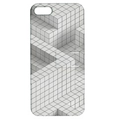 Design Grafis Pattern Apple iPhone 5 Hardshell Case with Stand
