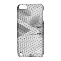 Design Grafis Pattern Apple iPod Touch 5 Hardshell Case with Stand