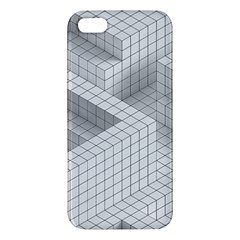 Design Grafis Pattern Apple iPhone 5 Premium Hardshell Case