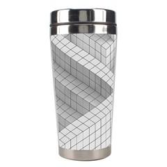 Design Grafis Pattern Stainless Steel Travel Tumblers
