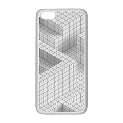 Design Grafis Pattern Apple iPhone 5C Seamless Case (White)