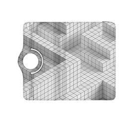 Design Grafis Pattern Kindle Fire HDX 8.9  Flip 360 Case