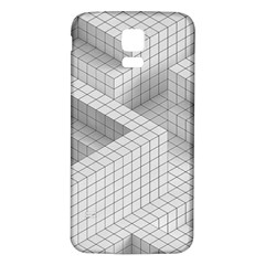 Design Grafis Pattern Samsung Galaxy S5 Back Case (White)