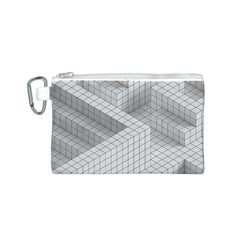 Design Grafis Pattern Canvas Cosmetic Bag (S)