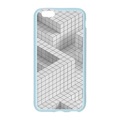 Design Grafis Pattern Apple Seamless iPhone 6/6S Case (Color)