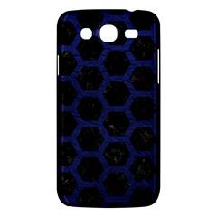 HXG2 BK-MRBL BL-LTHR Samsung Galaxy Mega 5.8 I9152 Hardshell Case