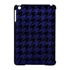 HTH1 BK-MRBL BL-LTHR Apple iPad Mini Hardshell Case (Compatible with Smart Cover)