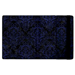 DMS1 BK-MRBL BL-LTHR Apple iPad 2 Flip Case
