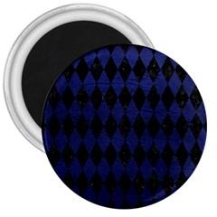 DIA1 BK-MRBL BL-LTHR 3  Magnets