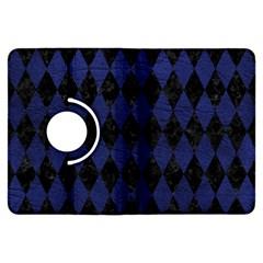DIA1 BK-MRBL BL-LTHR Kindle Fire HDX Flip 360 Case