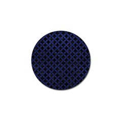 CIR3 BK-MRBL BL-LTHR Golf Ball Marker (10 pack)