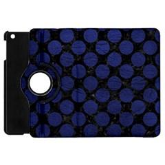 CIR2 BK-MRBL BL-LTHR Apple iPad Mini Flip 360 Case