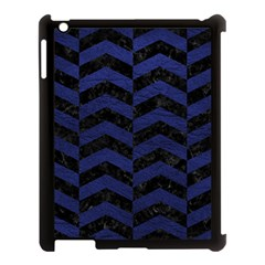 CHV2 BK-MRBL BL-LTHR Apple iPad 3/4 Case (Black)