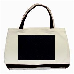 BRK2 BK-MRBL BL-LTHR Basic Tote Bag