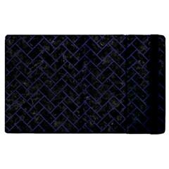 BRK2 BK-MRBL BL-LTHR Apple iPad 3/4 Flip Case