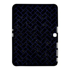 BRK2 BK-MRBL BL-LTHR Samsung Galaxy Tab 4 (10.1 ) Hardshell Case