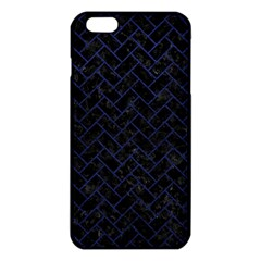 BRK2 BK-MRBL BL-LTHR iPhone 6 Plus/6S Plus TPU Case