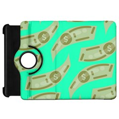 Money Dollar $ Sign Green Kindle Fire HD 7