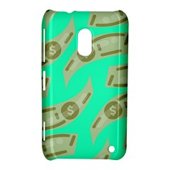 Money Dollar $ Sign Green Nokia Lumia 620