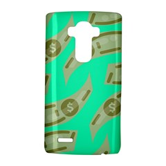 Money Dollar $ Sign Green LG G4 Hardshell Case