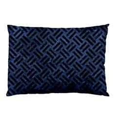 WOV2 BK-MRBL BL-STONE (R) Pillow Case (Two Sides)