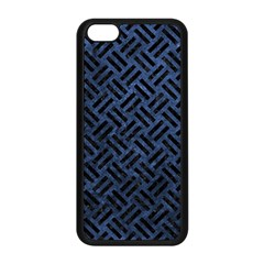 WOV2 BK-MRBL BL-STONE (R) Apple iPhone 5C Seamless Case (Black)