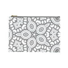 Scope Random Black White Cosmetic Bag (Large)