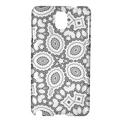 Scope Random Black White Samsung Galaxy Note 3 N9005 Hardshell Case