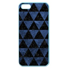 TRI3 BK-MRBL BL-STONE Apple Seamless iPhone 5 Case (Color)