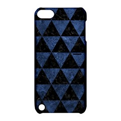 TRI3 BK-MRBL BL-STONE Apple iPod Touch 5 Hardshell Case with Stand