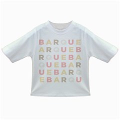 Alphabeth Rainbow Color Infant/Toddler T-Shirts