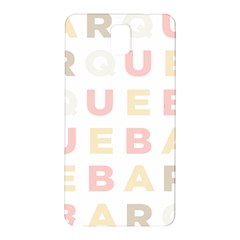 Alphabeth Rainbow Color Samsung Galaxy Note 3 N9005 Hardshell Back Case