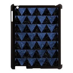 TRI2 BK-MRBL BL-STONE Apple iPad 3/4 Case (Black)
